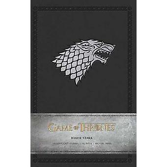 Game of Thrones House Stark Ruled Pocket Journal by Insight Journals