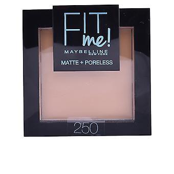 Cabe-Me-Maybelline Matte + tingido em pó #250-sol para mulheres