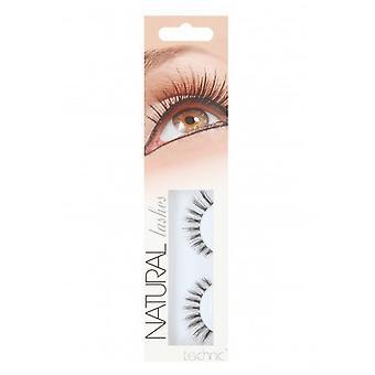 TECHNIC natuurlijke wimpers valse ogen wimpers ~ A27