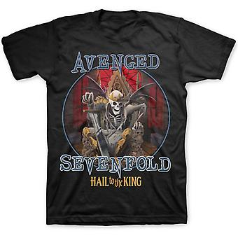 Avenged Sevenfold Hail to the King A7X Offizielles T-Shirt