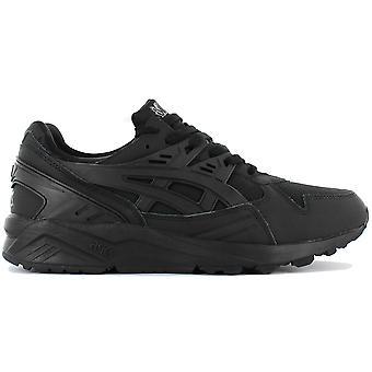 Asics جل كيانو المدرب HN7J3-9090 أحذية الرجال أحذية رياضية سوداء أحذية رياضية أحذية رياضية