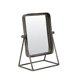 Light & Living Mirror 30x18x38cm Tapoe Antique Zinc