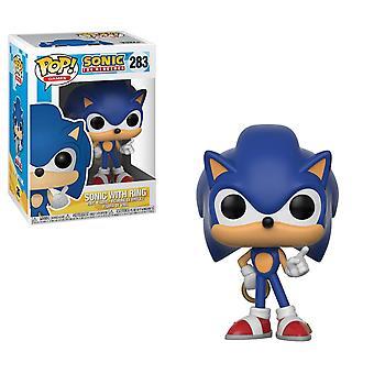 Sonic el Hedgehog Funko Pop Vinyl Figure