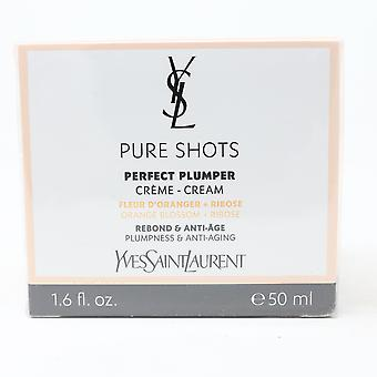 Yves Saint Laurent Pure Shots Perfect Plumper Cream  1.6oz/50ml New With Box