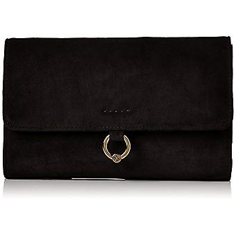Van Since 2777 Black Women's Bag (Black Suede 130)) Single Size
