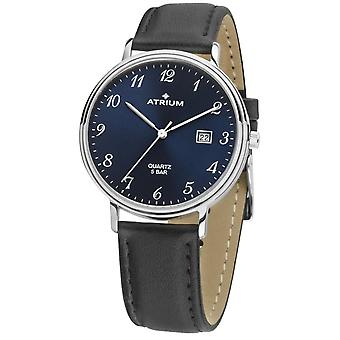 ATRIUM Men's Watch Wristwatch Analog Quartz A30-15 Leather