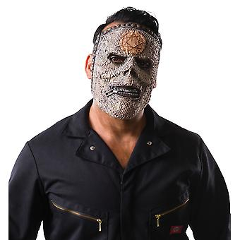 Bass Slipknot Heavy Metal Muzician Alessandro Venturella Mens Costum Face Mask