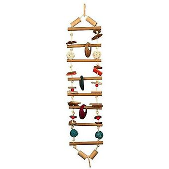 Trixie Bamboo Suspension Bridge (Birds , Bird Cage Accessories , Toys)