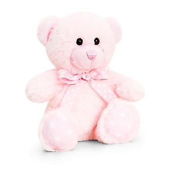 Kiel Spielzeug 15cm Baby Rosa fleckig Bär Plüschtier