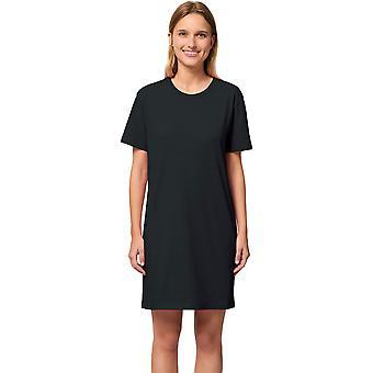 greenT Womens Organic Cotton Spinner Soft Feel T Shirt Dress