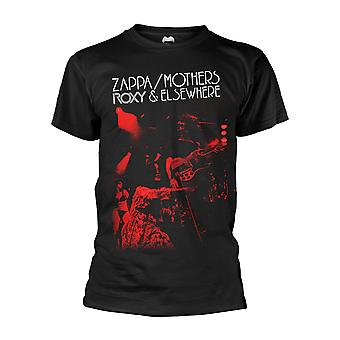 Frank Zappa and the Mothers Roxy and Elsewhere Official T-Shirt Unisex