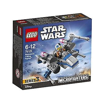 75125 Resistance LEGO X-Wing Fighter