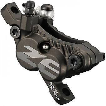 Shimano Disc Brakes - Br-m640 Zee 4-piston Calliper, Post Mount, For Front Or Rear