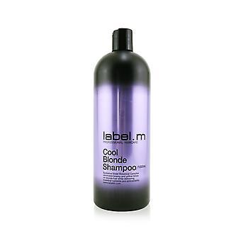 Label.m Cool Blonde Shampoo - 1000ml/33.8oz