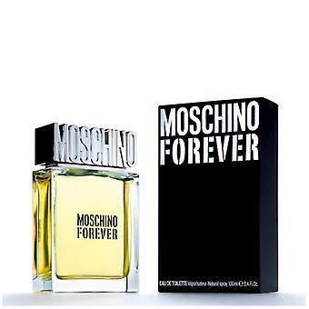 Moschino Forever Eau de Toilette Spray 100ml