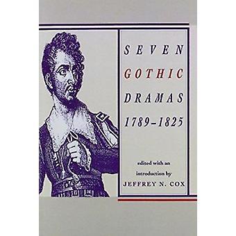 Syv gotiske dramaer av Jeffrey N. Cox - 9780821410653 bok