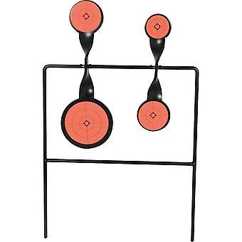 Jack Pyke Double Spinner Target Black Black