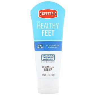 O' Keeffe gesunde Füße Creme Tube, 3 oz