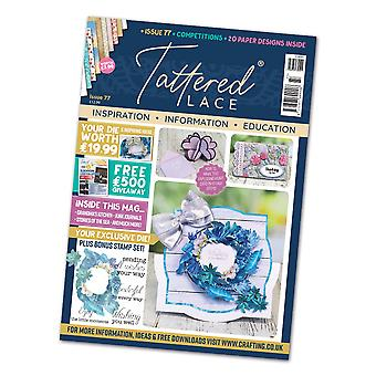 Tattered Lace Magazin Ausgabe 77