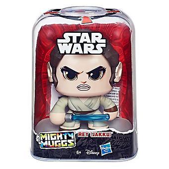 Mahtava Muggs Star Wars - Rey Hasbro