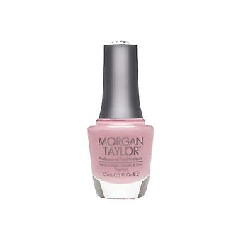 Morgan Taylor Luxe Be A Lade Nagellack Lack Soft Rose Creme 15ml