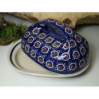 Butter dish, 250 g, 19 x 14 x 10 cm, tradition 73, Bunzlauer pottery - BSN 61760