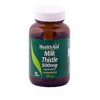 Health Aid Milk Thistle Natural Extract 60 tabletten
