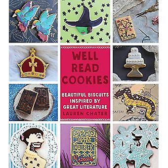 Well Read Cookies by Lauren Chater - 9781925596366 Book