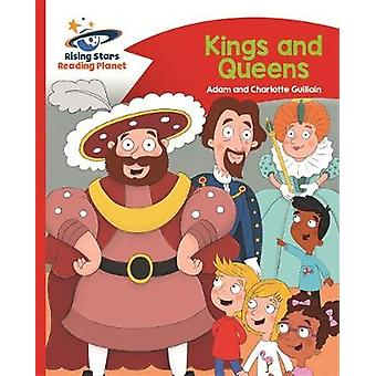 Reading Planet  Kings and Queens  Red B Comet Street Kids by Adam Guillain & Charlotte Guillain