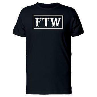FTW Biker Patch Koszulka męska-obraz przez Shutterstock