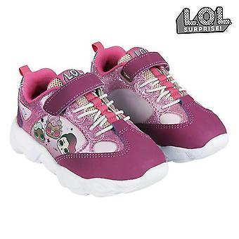 أحذية رياضية للأطفال LOL مفاجأة! وردي