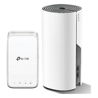 Punt van Pos;Access Repeater TP-Link Deco E3 5 GHz LAN 400-866 Mbps (2 pc's) Wit