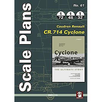 Caudron Renault Cr.714 Cyclone by Franciszek Strzelczyk - 97883659582
