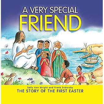 A Very Special Friend - 9781788931052 Book