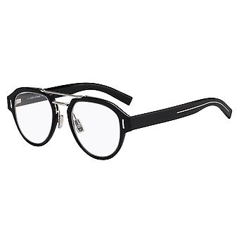 Dior Homme FractionO5 807 Black Glasses