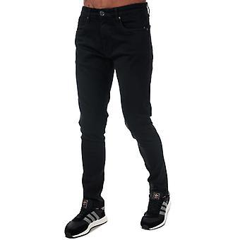 Jeans Skinny Fit Ring&s Rings;s Ringspun Oberon en noir