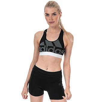 Women-apos;s adidas Don't Rest Alphaskin Bra en noir