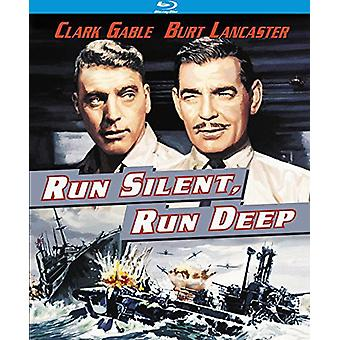 Run Silent Run Deep [BLU-RAY] USA import