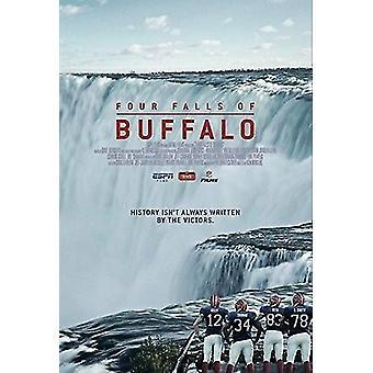 ESPN Films 30 for 30: Four Falls of Buffalo [DVD] USA import