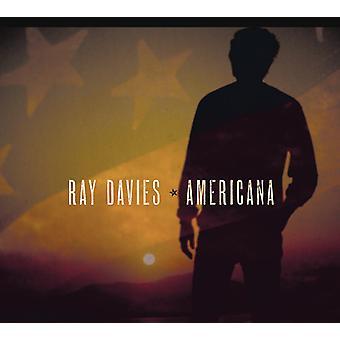 Ray Davies - Americana [CD] USA import