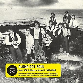 Various Artist - Aloha Got Soul [CD] USA import