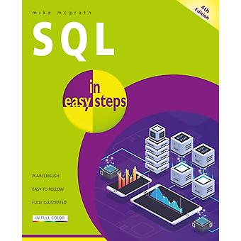 SQL in Easy Steps 4th Edition by Mike McGrath