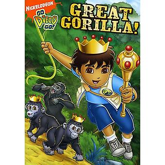 Go Diego Go! -Grande importation USA Gorilla [DVD]