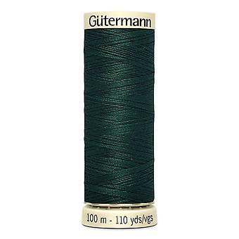 Gutermann Costura-tudo 100% Polyester Thread 100m Código de Cor da Mão e da Máquina - 18