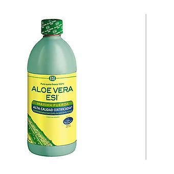 Aloe Vera Maximum Strength Juice 500 ml