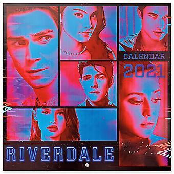 Riverdale Calendar 2021 Official Calendar 2021, 12 months, original English version.