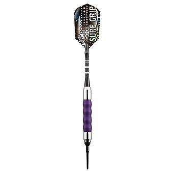 20-0009-16, Viper Sure Grip Viola Soft Tip Freccette 16 Grammi