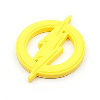 Silicone Teether - DC Comics Flash New THR-WBFL