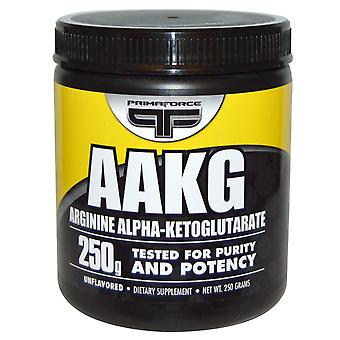 Primaforce, AAKG, Unflavored, 250 g