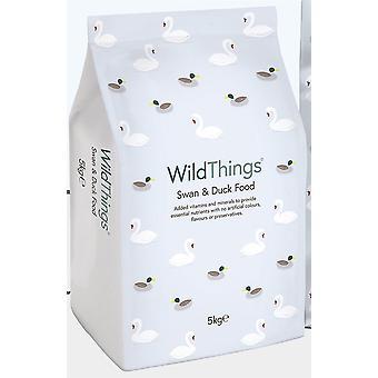 Wild Things Swan & Duck Food - 5kg